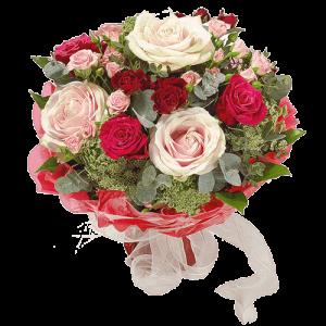 Подбираем цветы для свадебного букета