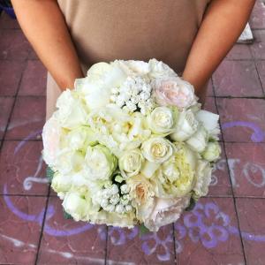 заказать букет невесты минск