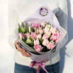 Букет тюльпанов №2 25шт