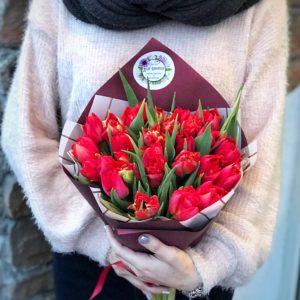 заказать букет тюльпанов в минске