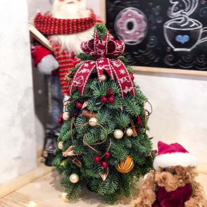 новогодняя елка минск