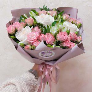 заказать букет цветов в минске