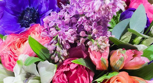 Цветы и косметология
