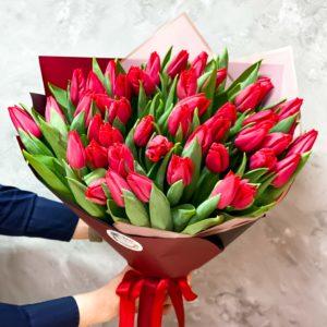 тюльпаны минск
