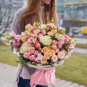 Заказать букет из роз в минске