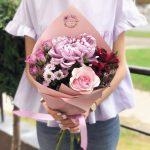 Букет хризантемой #2